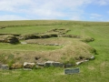 Brough of Brisay Norse Houses