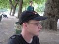 Todd at Hyde Park